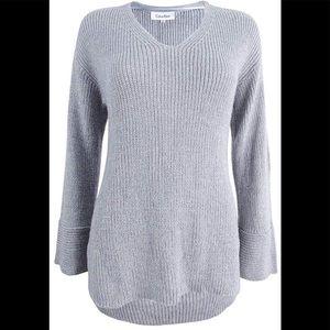 Like new Calvin Klein sparkle sweater